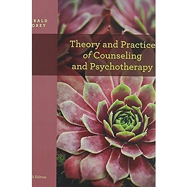 Theory and Prac. of Counseling and Psych. - with DVD, New Book, (9781133432623)
