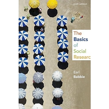 The Basics of Social Research, New Book, (9781133594147)