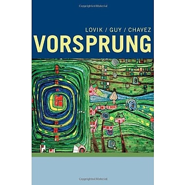 Vorsprung: A Communicative Introduction to German Language and Culture, New Book, (9781133607359)