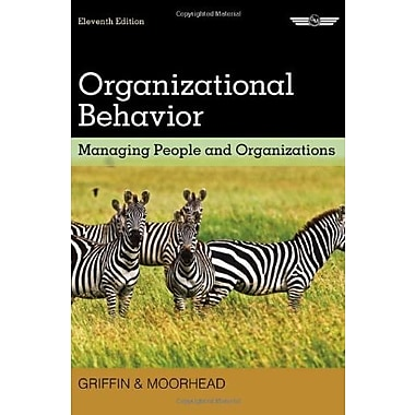 Organizational Behavior: Managing People and Organizations, New Book, (9781133626695)