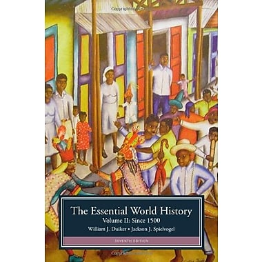 The Essential World History, Volume II: Since 1500, New Book, (9781133934776)