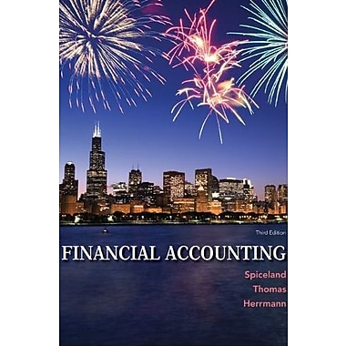 Financial Accounting with Connect Plus w/LearnSmart, Used Book, (9781259134791)