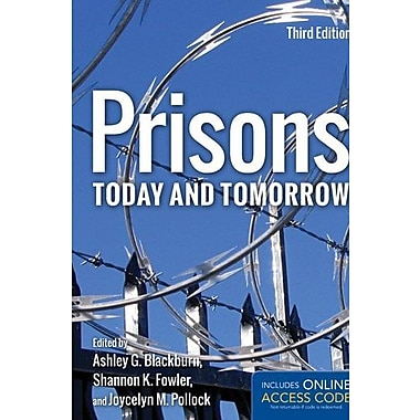 Prisons Today And Tomorrow, Used Book, (9781284020212)