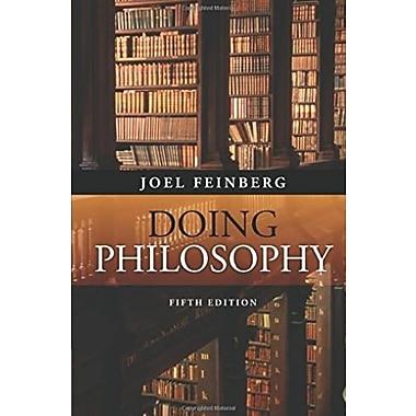Doing Philosophy, New Book, (9781285055015)