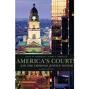 America's Courts and the Criminal Justice System, Used Book, (9781285061948)