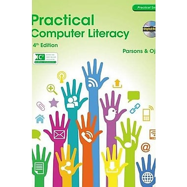 Practical Computer Literacy (with CD-ROM) (Practical Series), New Book, (9781285076775)