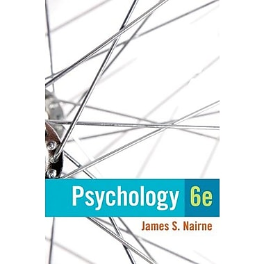 Psychology, New Book, (9781285092263)
