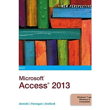 New Perspectives on Microsoft Access 2013, Used Book, (9781285099224)