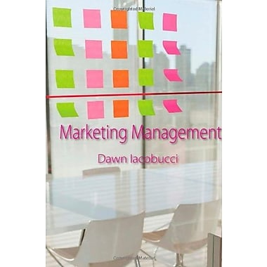 Marketing Management, New Book, (9781285429953)
