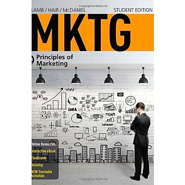 MKTG 8 (with CourseMate Printed Access Card), Used Book, (9781285432625)