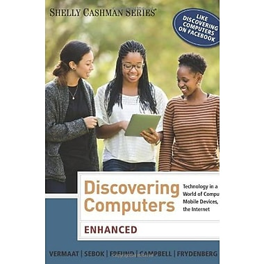 Enhanced Discovering Computers (Shelly Cashman), New Book, (9781285845500)
