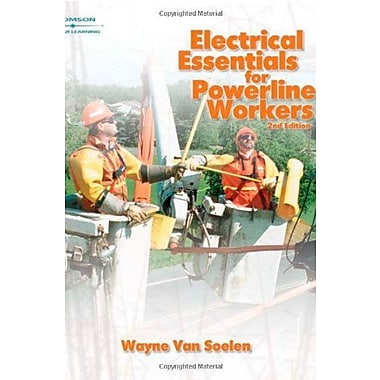Electrical Essentials for Powerline Workers, New Book, (9781401883584)