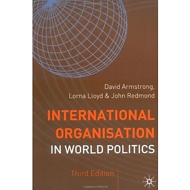 International Organisation in World Politics: 3rd Edition (Making of the Twentieth Century), Used Book, (9781403903037)