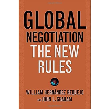 Global Negotiation: The New Rules, New Book, (9781403984937)