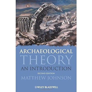 Archaeological Theory: An Introduction, New Book, (9781405100144)