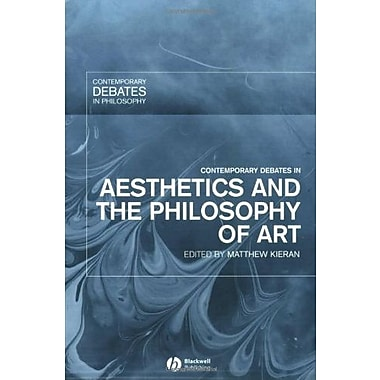 Contemporary Debates in Aesthetics and the Philosophy of Art, New Book, (9781405102407)