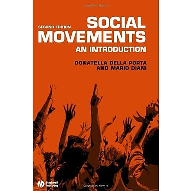 Social Movements: An Introduction, New Book, (9781405102827)