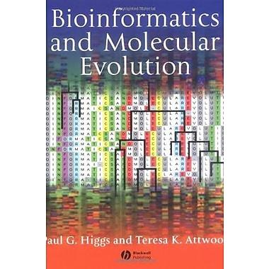 Bioinformatics and Molecular Evolution, Used Book, (9781405106832)