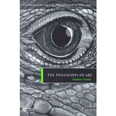 The Philosophy of Art, New Book, (9781405120234)