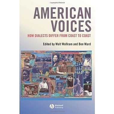 American Voices, New Book, (9781405121095)