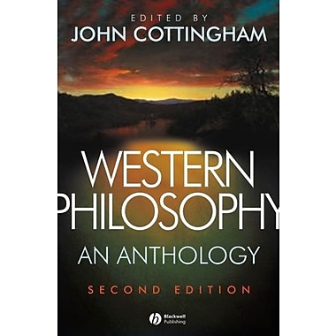 Western Philosophy: An Anthology, New Book, (9781405124775)