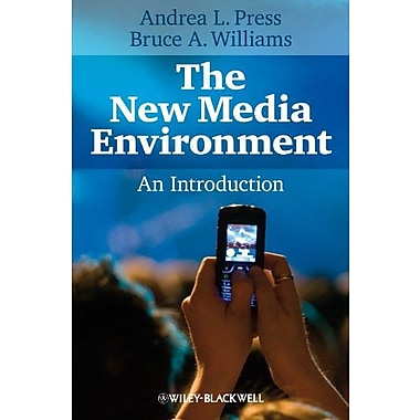The New Media Environment: An Introduction, Used Book, (9781405127684)