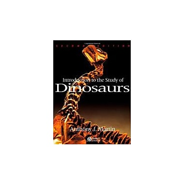 Introduction to the Study of Dinosaurs, New Book, (9781405134132)