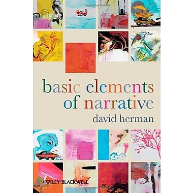 Basic Elements of Narrative, New Book, (9781405141543)