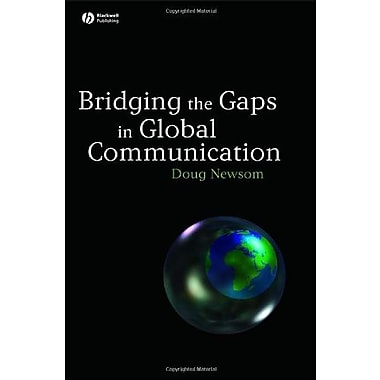 Bridging the Gaps in Global Communication, New Book, (9781405144124)