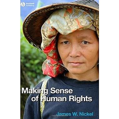 Making Sense of Human Rights, New Book, (9781405145350)