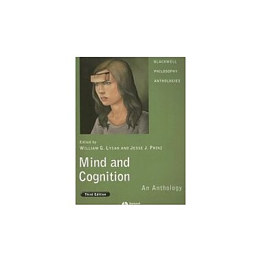 Mind and Cognition: An Anthology, New Book, (9781405157858)