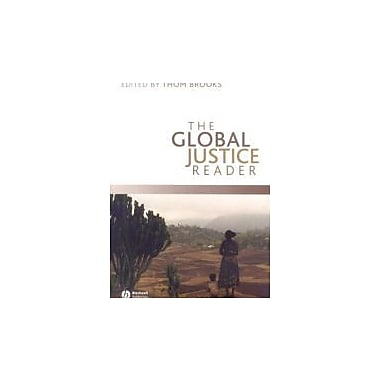 The Global Justice Reader, New Book, (9781405169646)