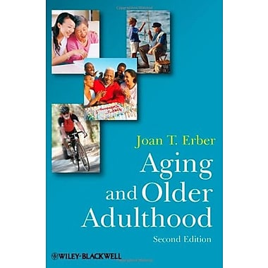 Aging and Older Adulthood, Used Book, (9781405170055)