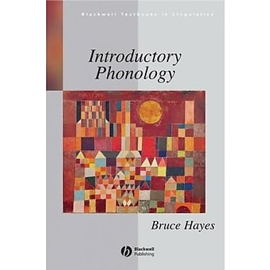 Introductory Phonology, Used Book, (9781405184120)