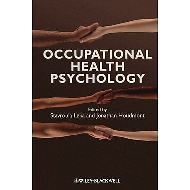 Occupational Health Psychology, New Book, (9781405191159)