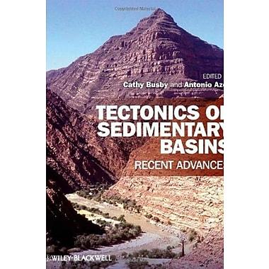 Tectonics of Sedimentary Basins: Recent Advances, New Book, (9781405194655)