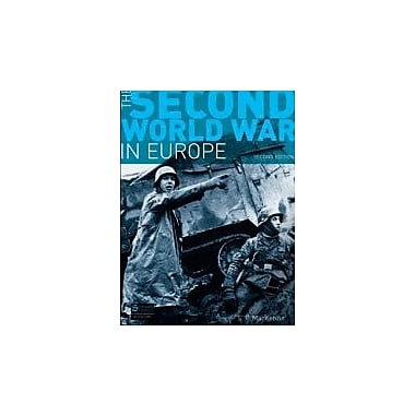 The Second World War in Europe: Second Edition, New Book, (9781405846998)