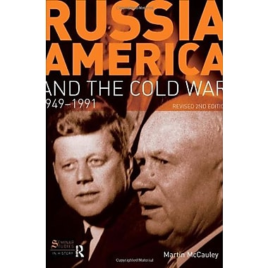 Russia, America and the Cold War: 1949-1991 (Revised 2nd Edition), New Book, (9781405874304)