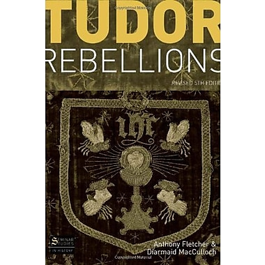 Tudor Rebellions, 5th Revised Edition, New Book, (9781405874328)