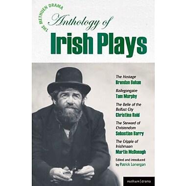 Anthology of Irish Plays, New Book, (9781408106785)