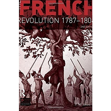 The French Revolution 1787-1804 (Seminar Studies), New Book, (9781408204382)