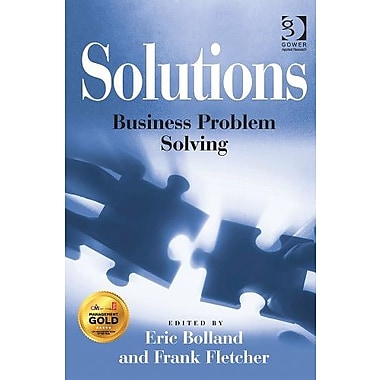 Solutions: Business Problem Solving, Used Book, (9781409426875)