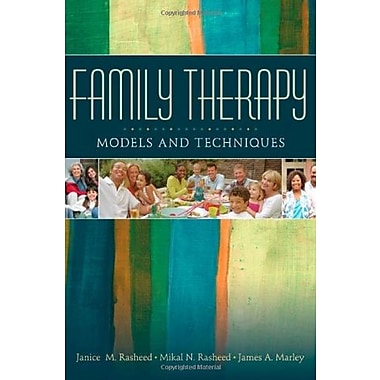 Family Therapy: Models and Techniques, New Book, (9781412905749)
