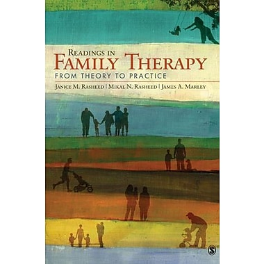 Readings in Family Therapy: From Theory to Practice, New Book, (9781412905848)