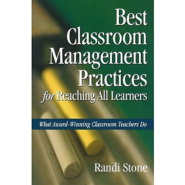 Best Classroom Management Practices for Reaching All Learners, New Book, (9781412909709)
