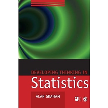 Developing Thinking in Statistics (Published in association with The Open University), New Book, (9781412911672)