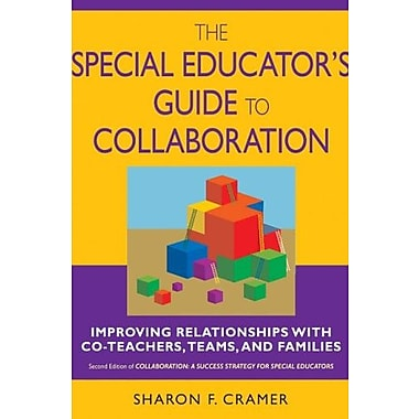 The Special Educator's Guide to Collaboration, Used Book, (9781412914918)