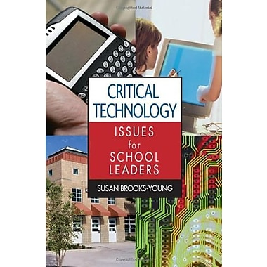 Critical Technology Issues for School Leaders, New Book, (9781412927307)