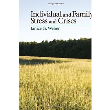 Individual and Family Stress and Crises, New Book, (9781412936910)