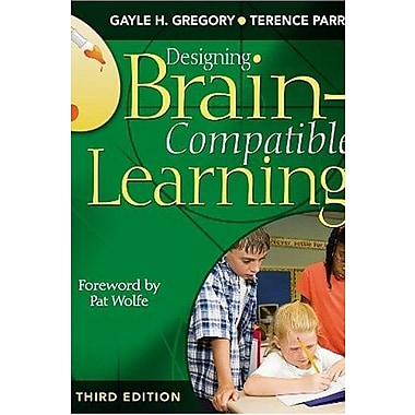 Designing Brain-Compatible Learning, Used Book, (9781412937177)